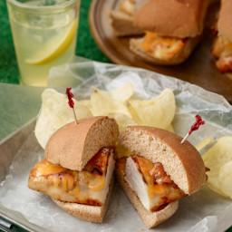 Ranch Chicken Sandwiches