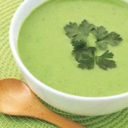 Raw Creamed Fennel Soup