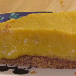 Raw Mango Pie Recipe (Paleo)