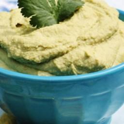 Raw Chickpea-Less Hummus Recipe