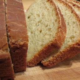 Ready-for-lunch herb bread