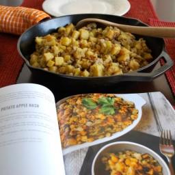 Real Life Paleo: Sweet Potato Apple Hash