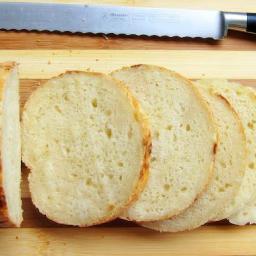 REAL White Savory Bread - pressure cooker recipe