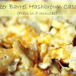 Recipe: Cracker Barrel Hash Brown Casserole