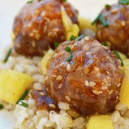 Recipe: Hawaiian Meatballs