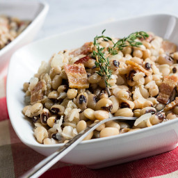 Recipe: Slow Cooker Southern Black Eyed Peas