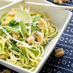 Recipe: Zoodle Pad Thai
