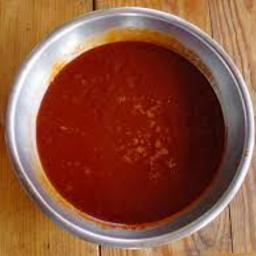 Red Chile Sauce *