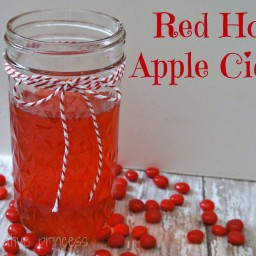 Red Hot Apple Cider (drink)