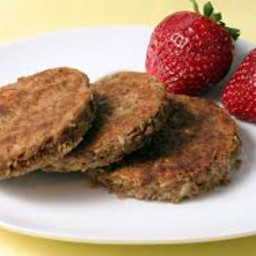 Red Speckled Beans Mince patties