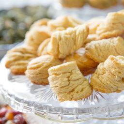 Regina's Butter Biscuits With Orange Marmalade Butter