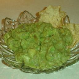 Rendi's Guacamole