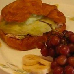 Restaurant Chicken Salad Sandwich