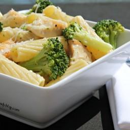 Restaurant Style Chicken Broccoli Ziti