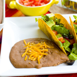 Restaurant Style Refried Beans Recipe