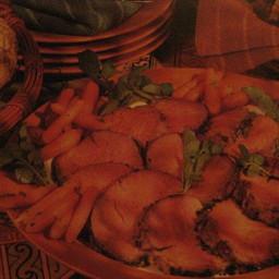 Rib Roast Dinner