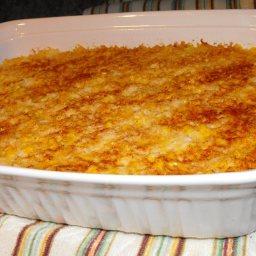 Rice, Corn and Cheese Casserole