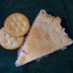 Ritz Cracker Pie (Mock Apple Pie)