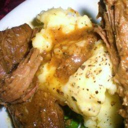 Roast Beef in Crockpot