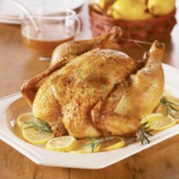 Roast Chicken For Rosemarie