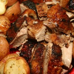 Roast Honey Duck #1