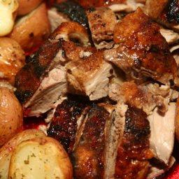 Roast Honey Duck #1