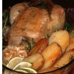 Roast Lemon Chicken