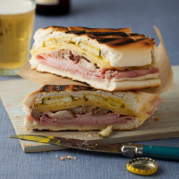 Roast Pork Cubano Sandwiches