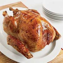 Roast Salted Turkey For a Crowd