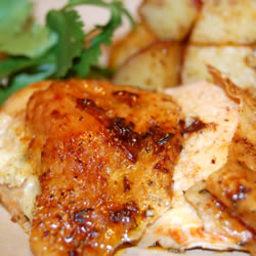 Roast Chicken-Rotisserie Style
