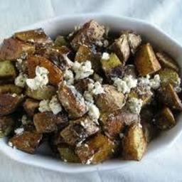 Roasted Potatoes with Feta