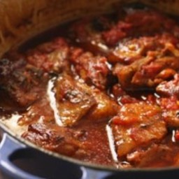 Roman lamb stew