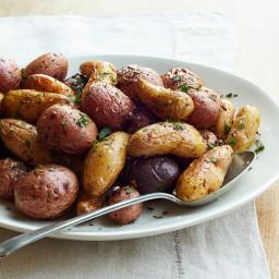 Rosemary-Garlic Roasted Potatoes