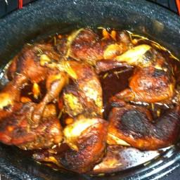 Rosemary & Garlic Spiced Chicken