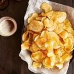 Rosemary-Olive Oil Potato Chips