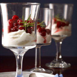 Rosemary Red Fruit Compote