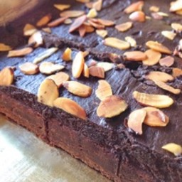 Rosie's Famous Amaretto Brownies