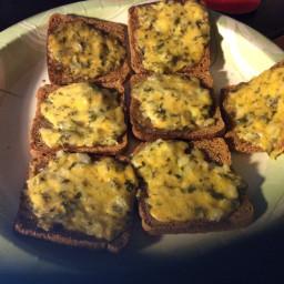 Rye Bread Appetizer