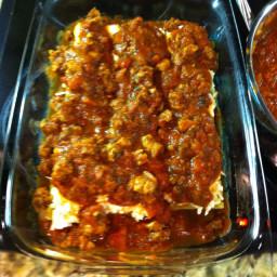 Sacrilegious Lasagna