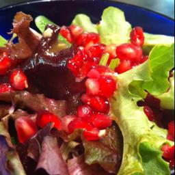 Salad: Mixed Greens