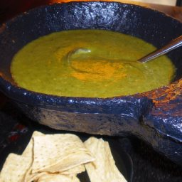 Salsa Verde, Mexican Style