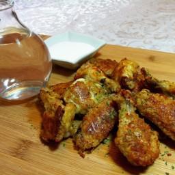 Salt and Vinegar Chicken Wings