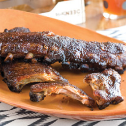 Salty Sweet Baby Back Ribs