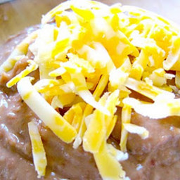 Saturday Show Offs: Creamy Low-Fat Refried Beans