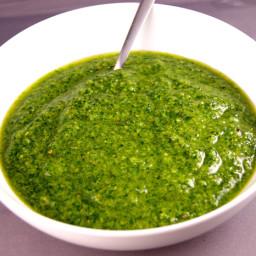 Sauce - Homemade Pesto