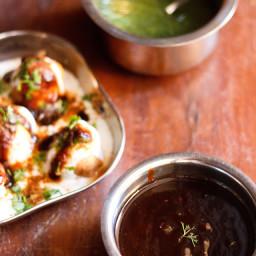 saunth chutney recipe | sweet tamarind chutney