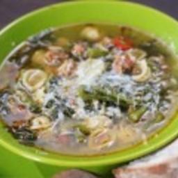 Sausage and Broccoli Rabe Stoup