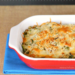 Sausage and Green Bean Casserole