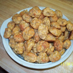 Sausage-Cheese Balls