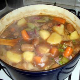 Sausage Hotpot